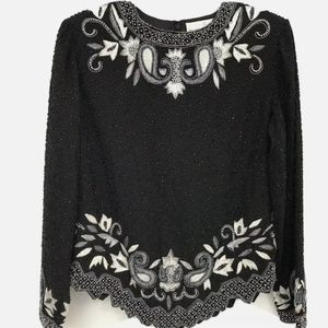 NWT Drapers & Damon Formal Blouse Made In India